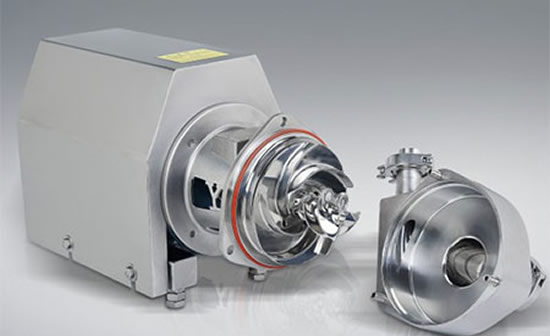 Selection of installation height and suction stroke of sanitary negative pressure pump
