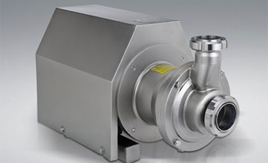 Brief introduction about YU-H sanitary pump