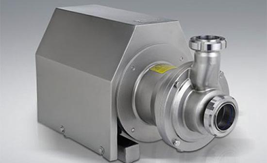 Sanitary Negative Pressure Pump Supplier