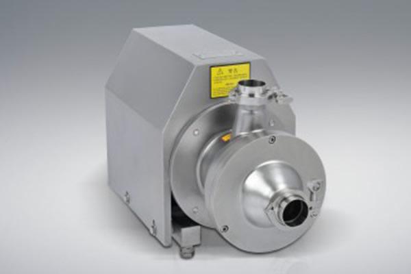 Storage of sanitary pump