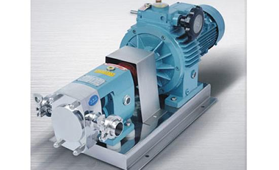 Sanitary rotor pump manufacturer